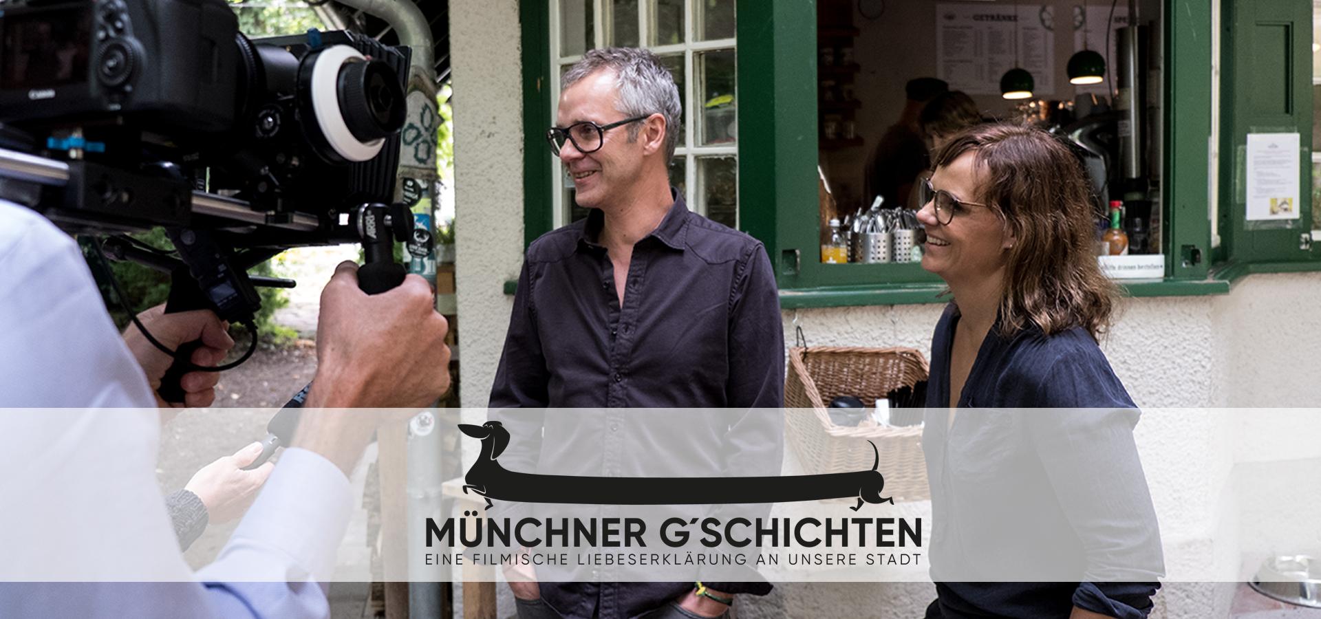 Zusammenarbeiten mit den Münchner G'schichten