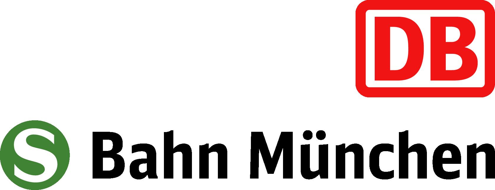 Logo Deutsche Bahn und S-Bahn München